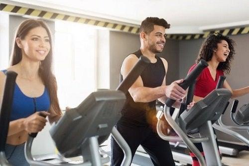 5 exerciții care nu afectează articulațiile