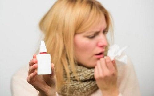 Administrarea medicamentelor pe cale nazală