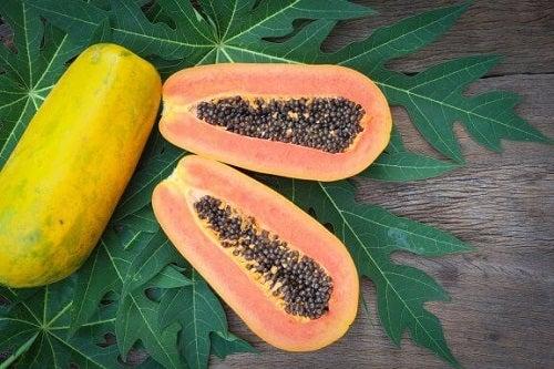 6 beneficii ale fructului de papaya demonstrate științific