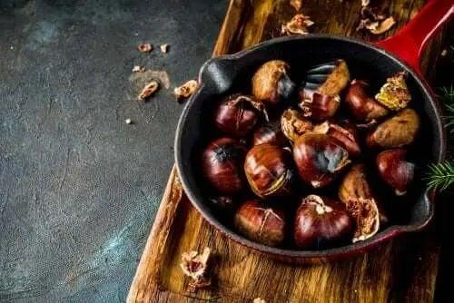 Rețete cu castane: 4 preparate delicioase