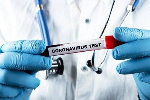 Test pentru a depista reinfectarea cu coronavirus