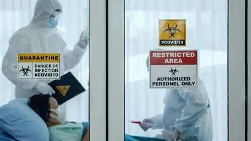Zona restricționată în spital