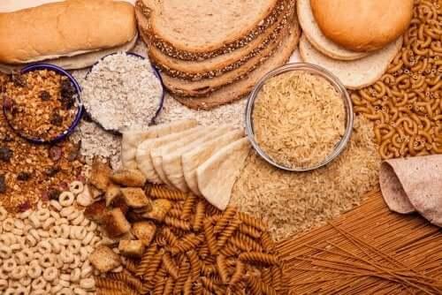 Alimente obținute din cereale integrale