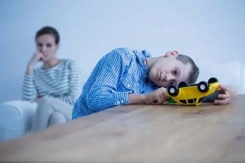 Bolile mintale la copii și simptomele lor