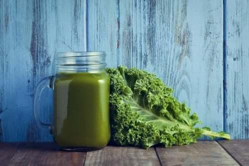 Cremă de varză furajeră și spanac: o doză de vitamine