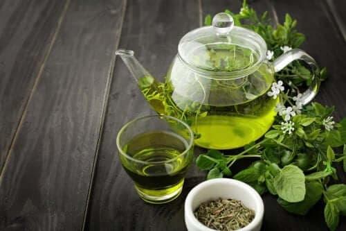 Ceai verde inclus în remedii pentru îmbunătățirea circulației sanguine