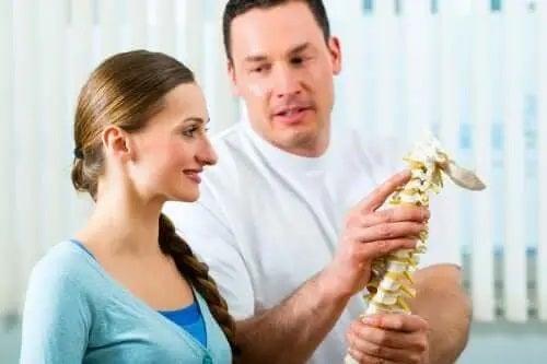 5 exerciții pentru întărirea coloanei vertebrale