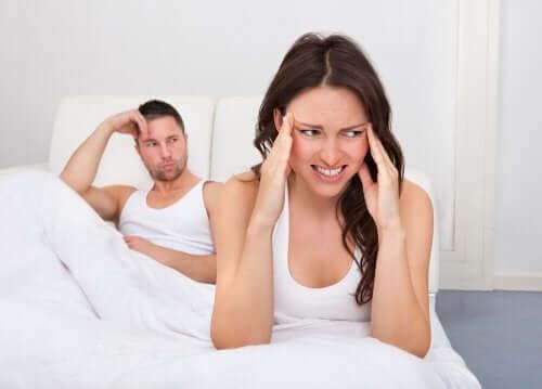 Sănătatea mintală și anorgasmia: 4 aspecte importante