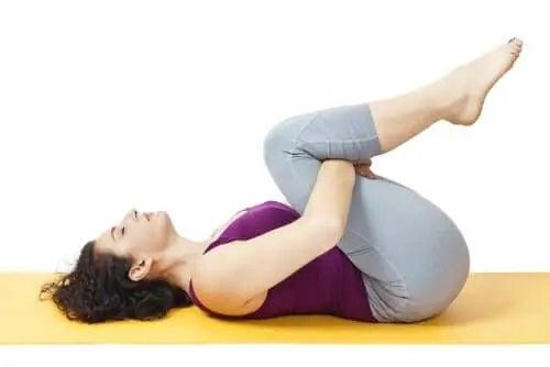 Exerciții pentru întărirea coloanei vertebrale