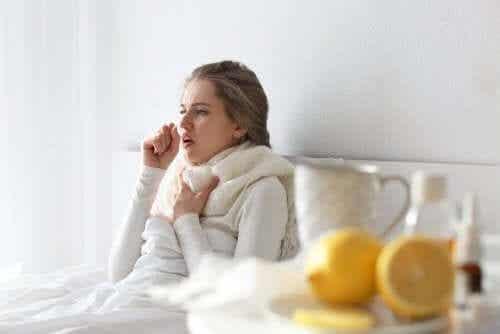 Tratarea răcelii fără medicamente - 5 sfaturi utile