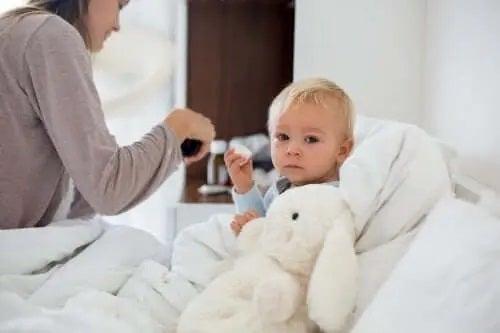 Hipotermia la copii: ce este de făcut?