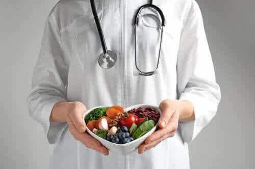 Principalele alimente recomandate după un infarct