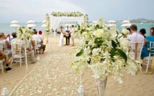 Organizarea rapidă a nunții pe plajă