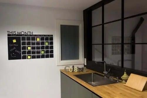 Cum să faci un panou de organizare pentru bucătărie