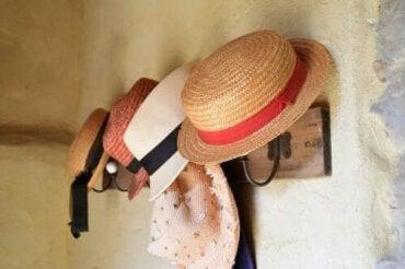 Cum să creezi un suport pentru pălării