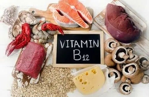 Alimente care conțin vitamina B12
