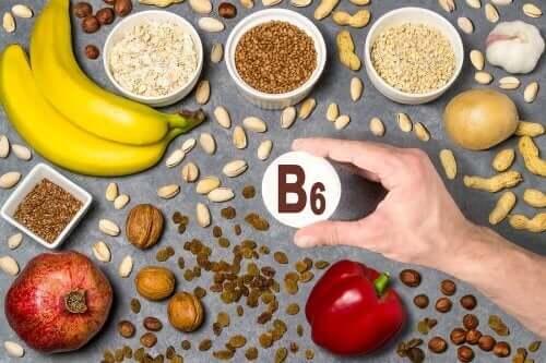 Alimente bogate în vitamina B6