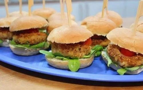 Rețete de burgeri vegani simpli