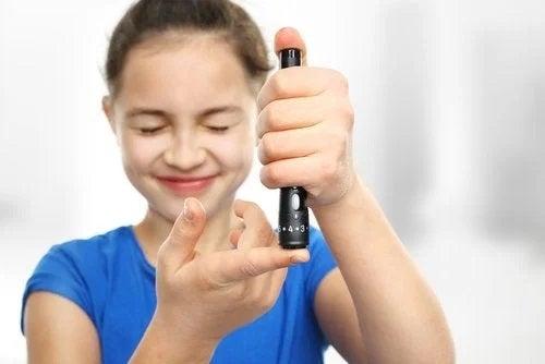 Caracteristicile diabetului juvenil