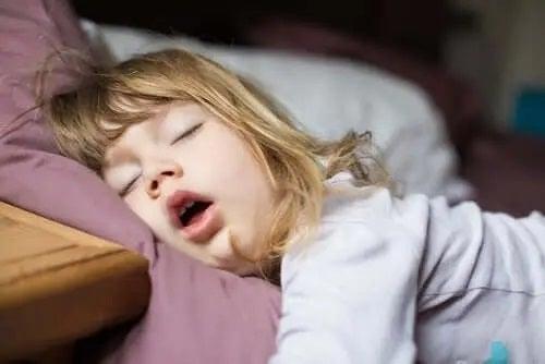 Tulburările de somn la copii: teste și tratamente