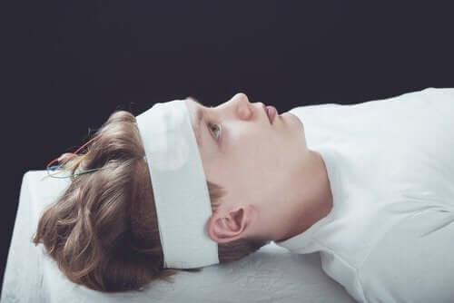 Contuzia cerebrală la copii: simptome și tratament