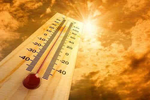 6 efecte ale căldurii asupra corpului