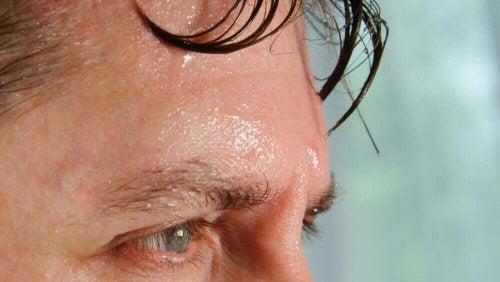 Efecte ale căldurii asupra corpului la bărbați