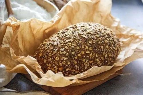 Pâine low carb