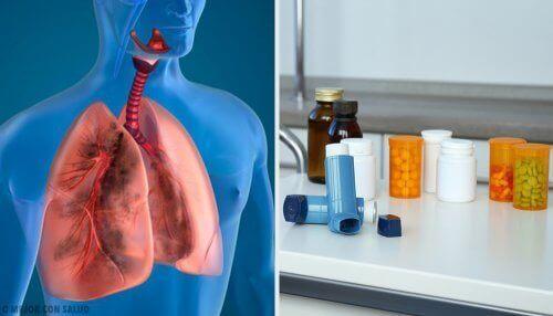 Plămâni și medicamente