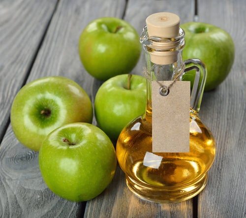 Remediul minune cu oțet de mere