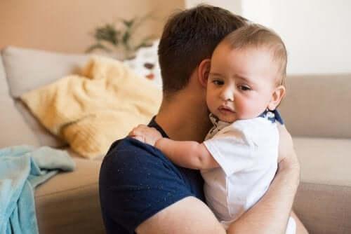 Gastroenterita la bebeluși: prevenire și tratament