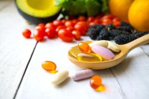 Ce sunt vitaminele solubile în apă?