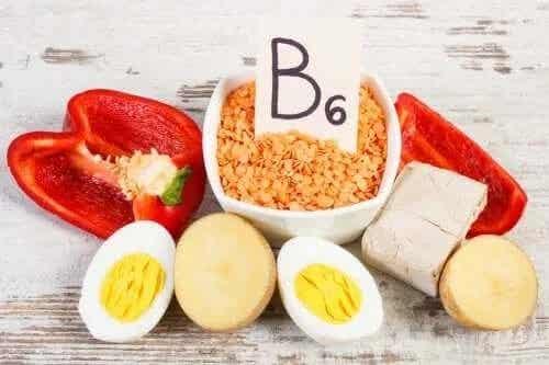 Beneficiile vitaminei B6 pentru sănătate