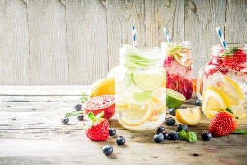 Adevărul despre băuturile cu aromă de fructe