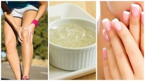 11 beneficii ale gelatinei simple
