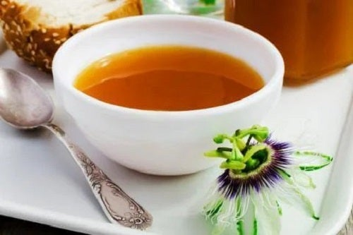 Ceai de floarea pasiunii pentru nervozitate