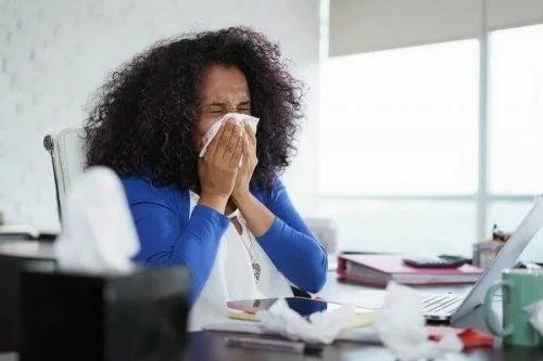 Cum au apărut alergiile la oameni?