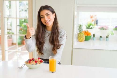 Ce ar trebui să conțină un mic dejun nutritiv?
