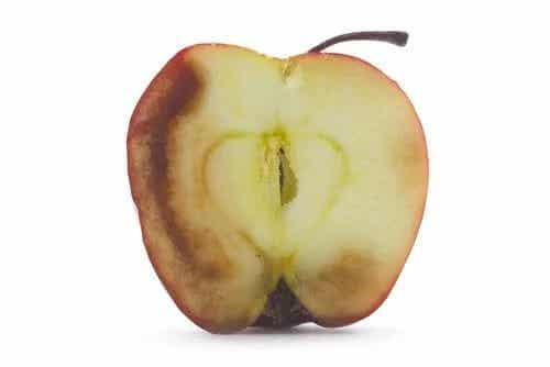 Consecințele consumului de fructe oxidate