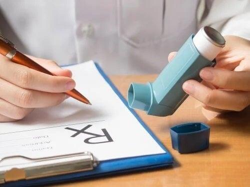 Medic care prescrie bromura de ipratropium