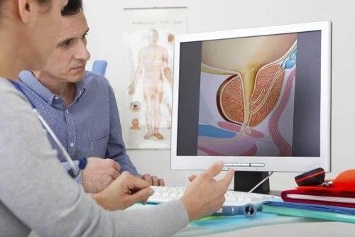 Hematospermia sau sângele în spermă