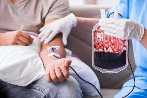 Transfuziile de sânge: scop și procedură