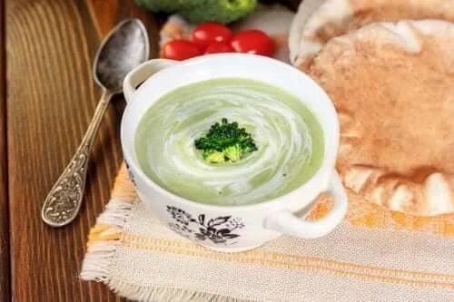 Supă cremă de legume pentru imunitate