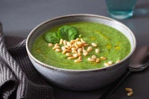 Cea mai bună supă cremă de legume pentru imunitate