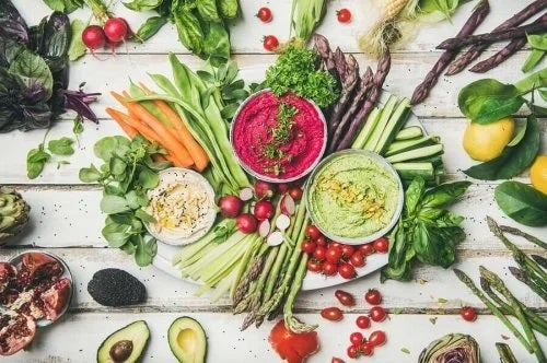 Alimente potrivite pentru adolescenții vegani