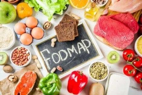 Diverse alimente care explică ce este dieta FODMAP