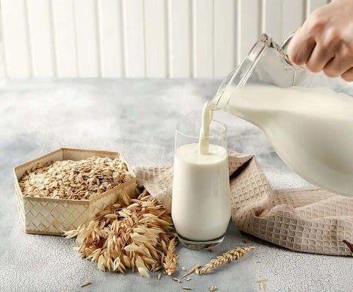 Beneficiile laptelui vegetal