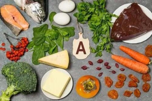 Beneficiile vitaminei A pentru sănătate