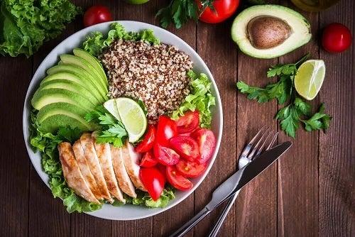 Meniu inclus în dieta pentru persoanele cu cancer