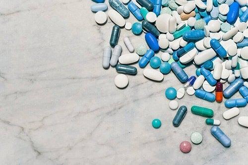 Diferite tipuri de medicamente